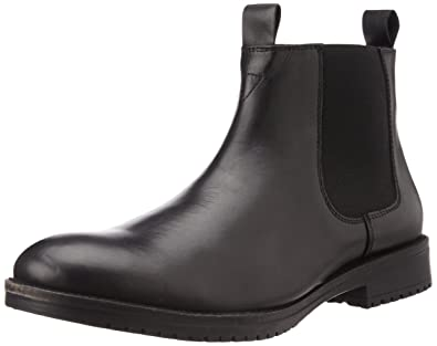 0b9fbf06379e91 BATA Men's Channing Leather Boots: Buy Online at Low Prices in India ...
