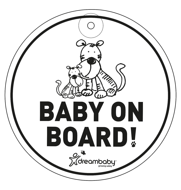 Dreambaby Baby On Board Sign Dreambaby® F239