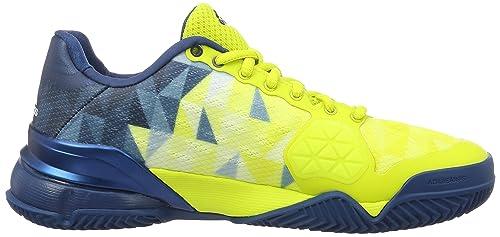 adidas Herren Barricade 2016 Clay Tennisschuhe, Verde