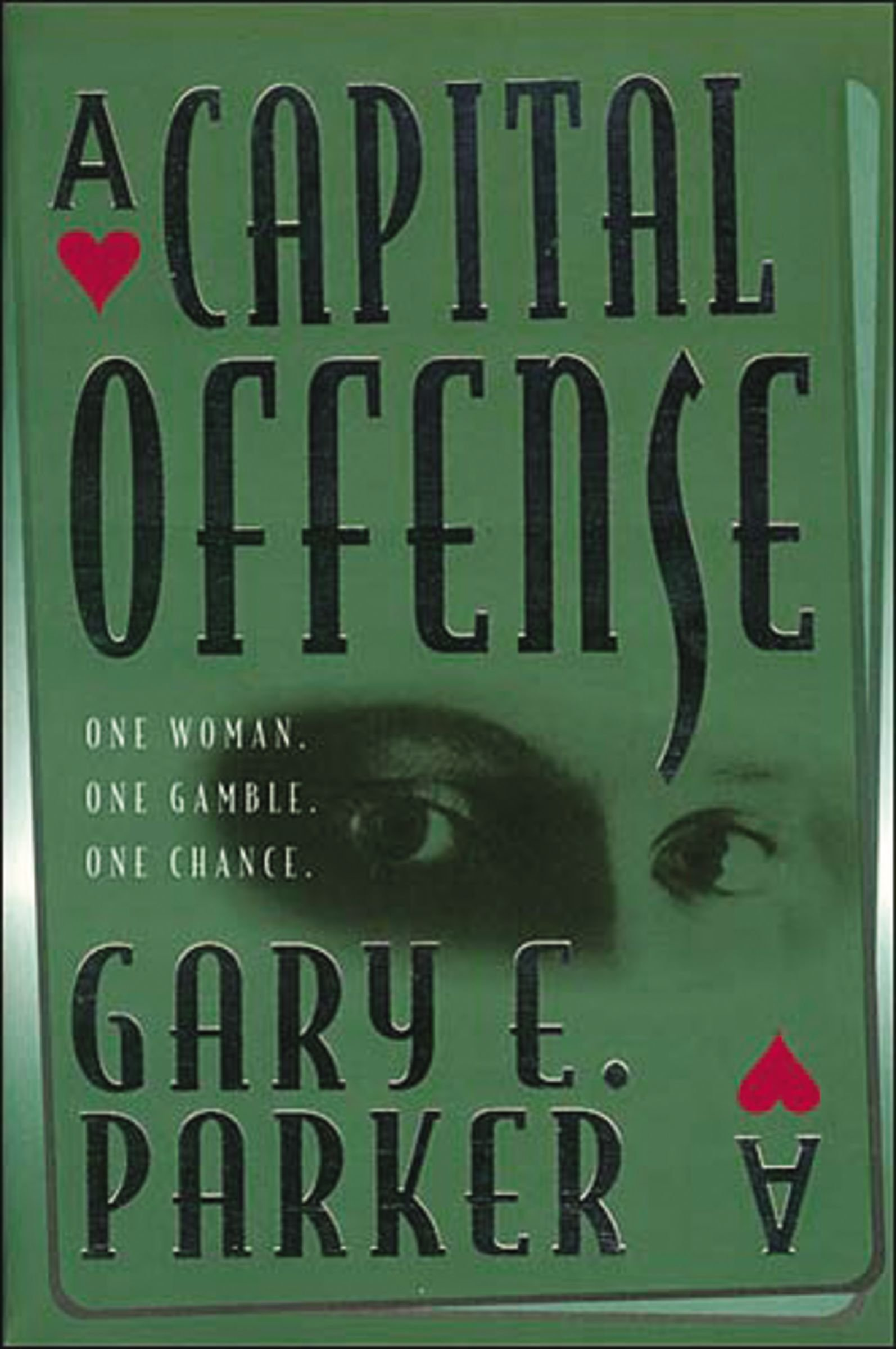 CAPITAL OFFENSE Gary Parker product image