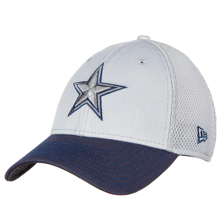 Dallas Cowboys New Era 39Thirty - Gorra para Hombre, Color Gris, L ...