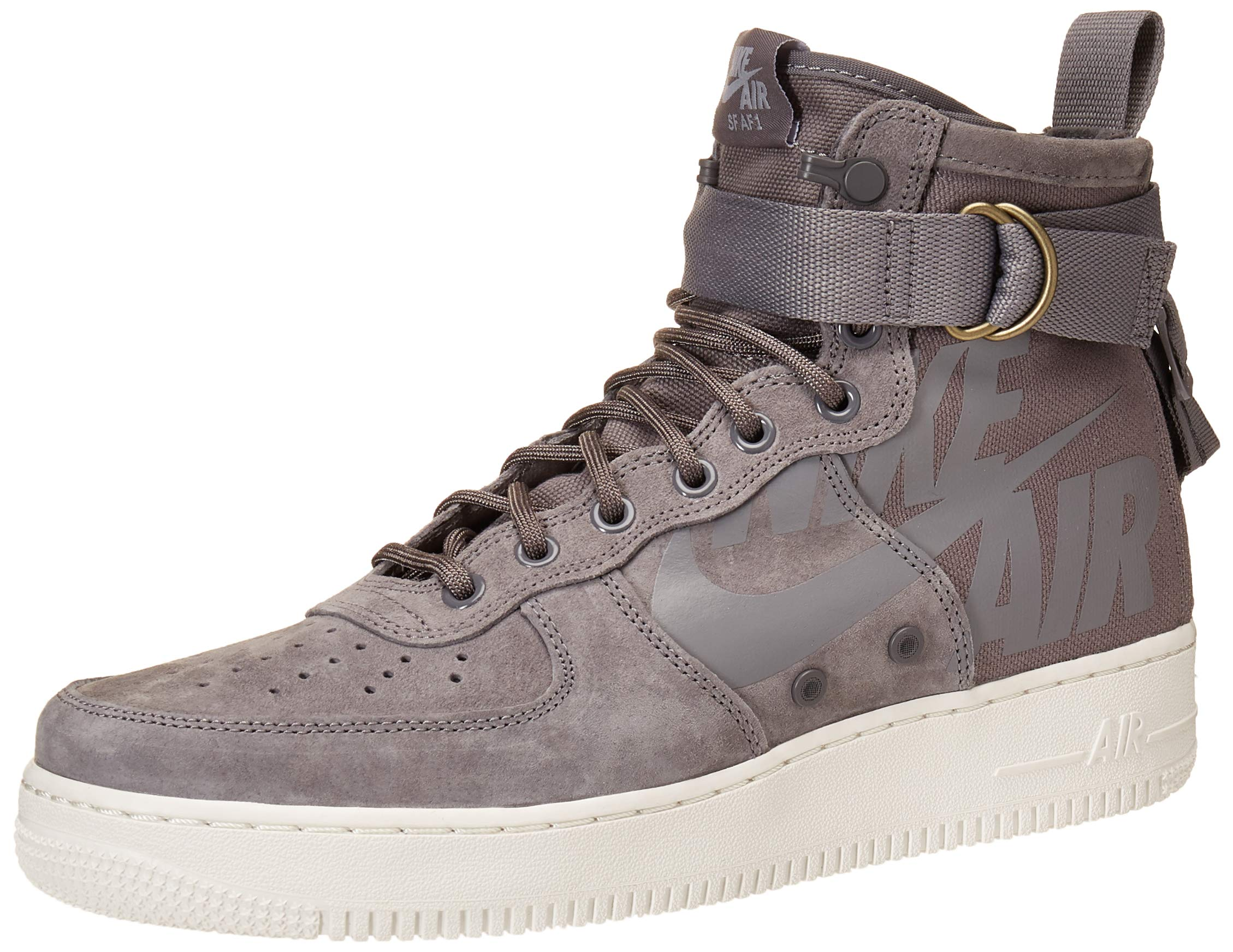 separation shoes 2e5e3 055d1 Nike Men's SF AF1 Mid Gunsmoke 917753-007 (Size: 11.5)