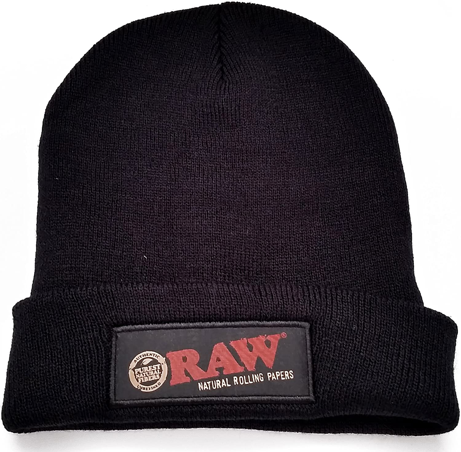 RAW Rolling Papers Beanie Hat: Health & Personal Care