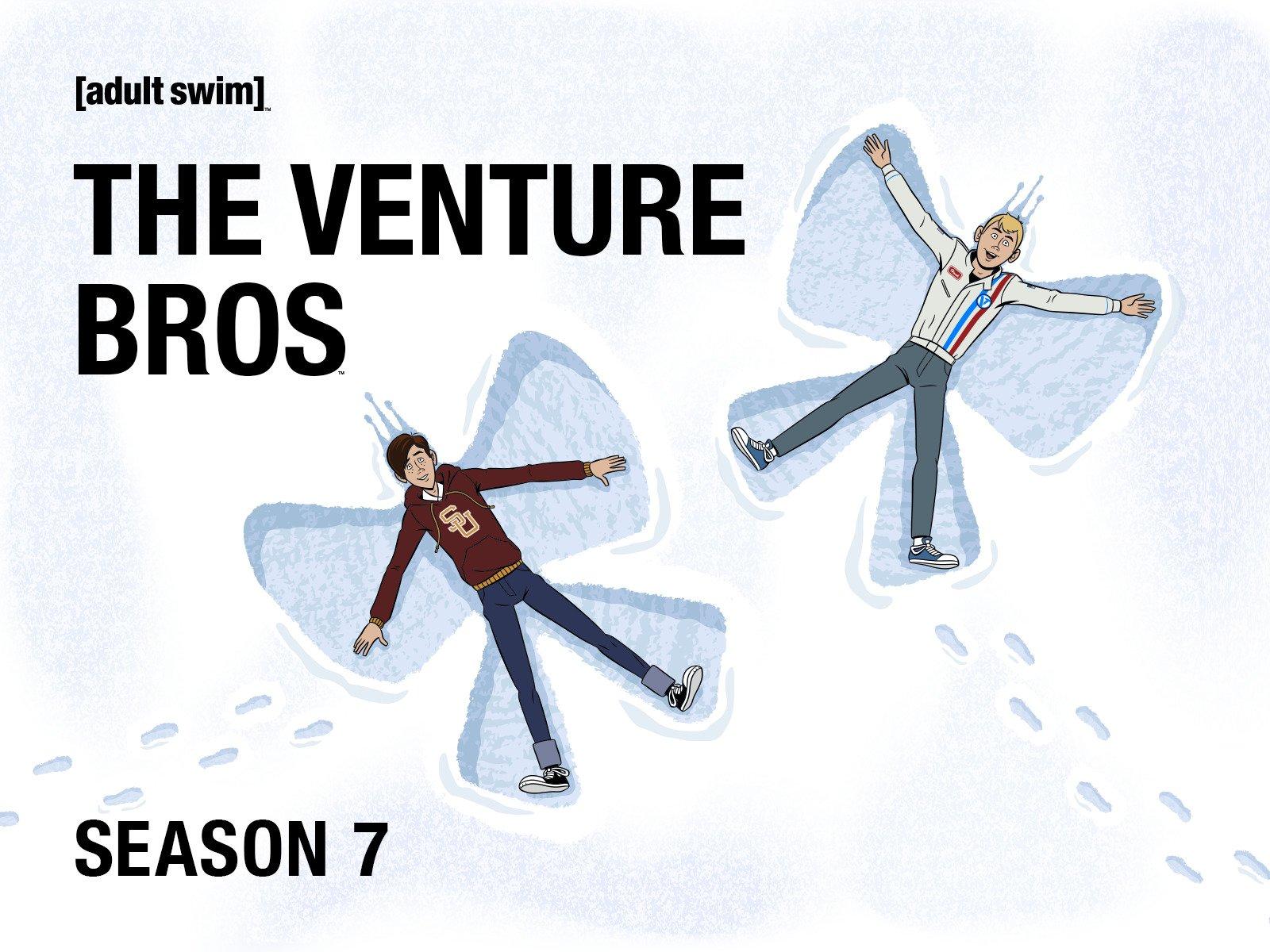 Watch The Venture Bros Season 7 Prime Video