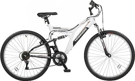Townsend Mohawk - Bicicleta de Doble suspensión para Hombre ...