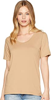 be30f82f0fa4c Richer Poorer Womens Long Sleeve Pocket Tee at Amazon Women s ...