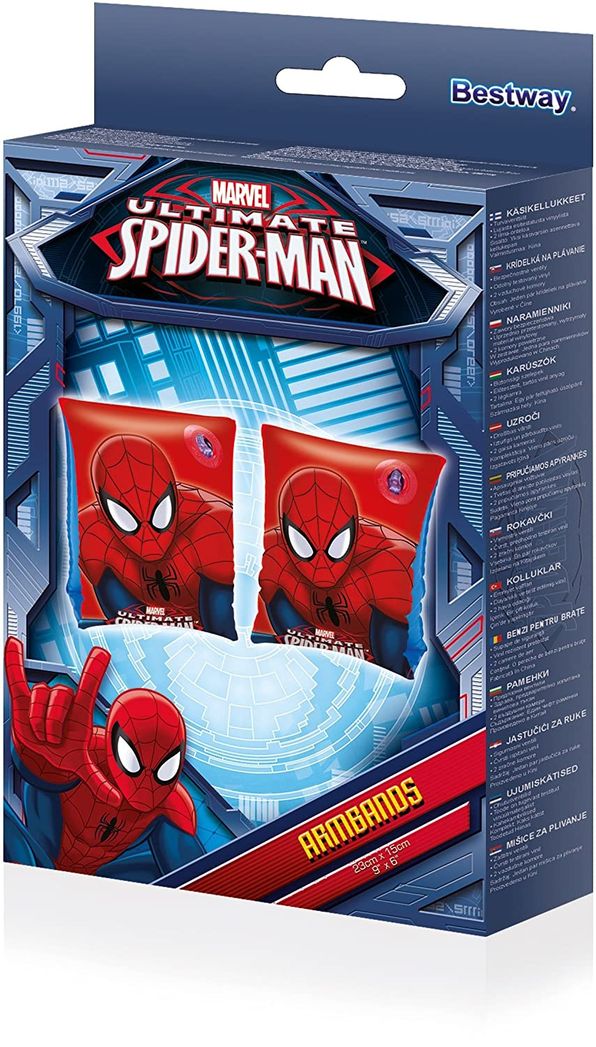 Manguitos de spiderman por sólo 6,30€