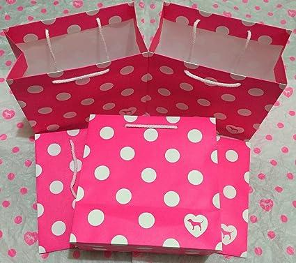 Victoria Secret Pink Party bolsas de regalo (Tamaño pequeño ...