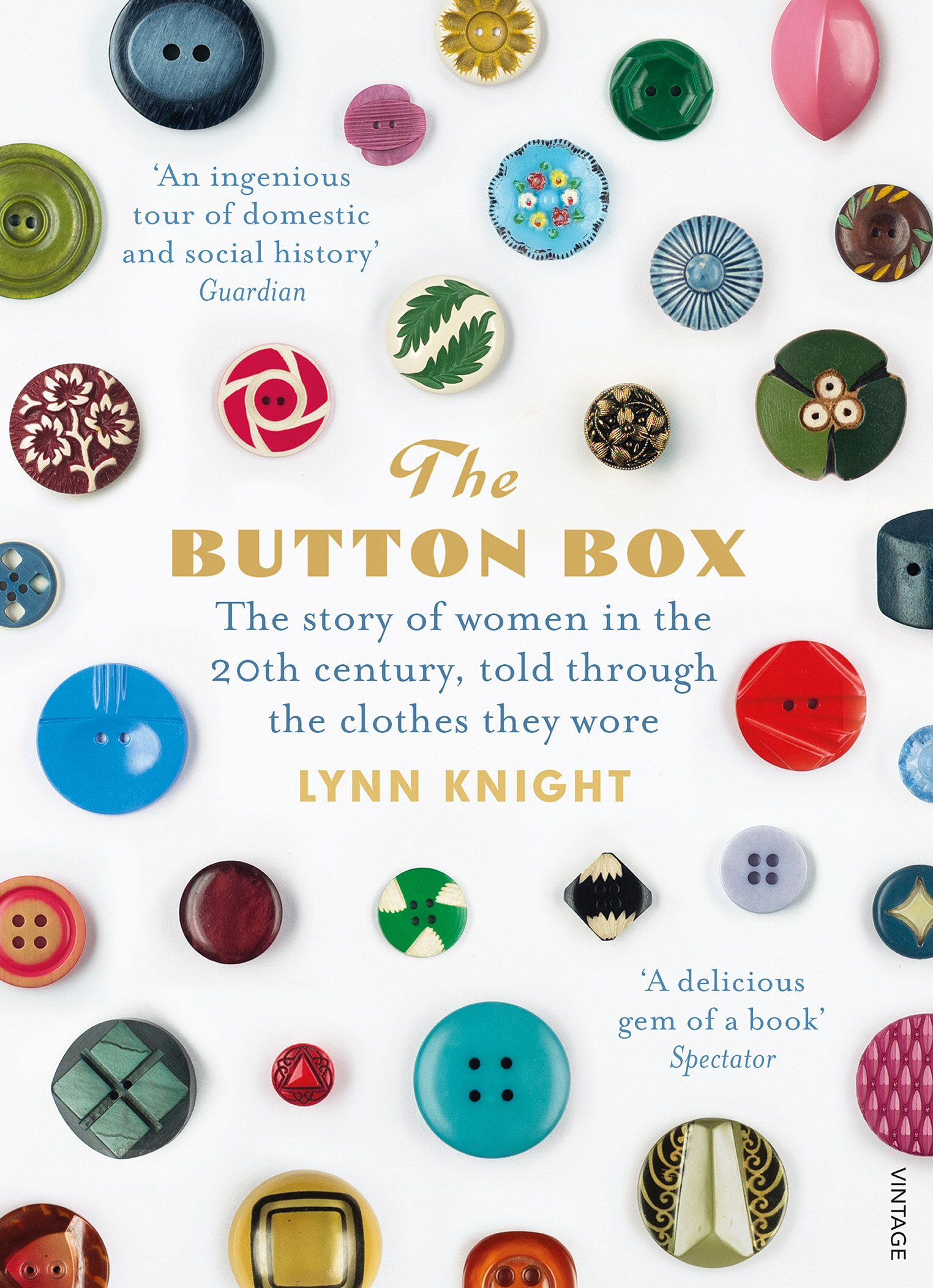 Download The Button Box: The Story of Women in the 20th Century Told Through the Clothes They Wore ebook