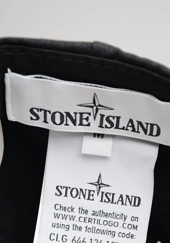 stone island Gorra - Hombre 99168 Gorra Negro: Amazon.es: Ropa y ...