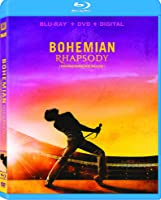 Bohemian Rhapsody (Bilingual) [Blu-ray + DVD + Digital Copy]