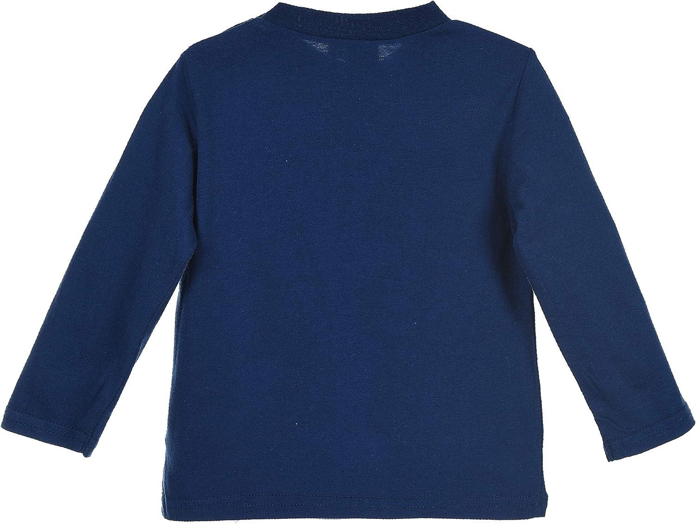 T Shirt Manches Longues B/éb/é Gar/çon Mickey Mouse