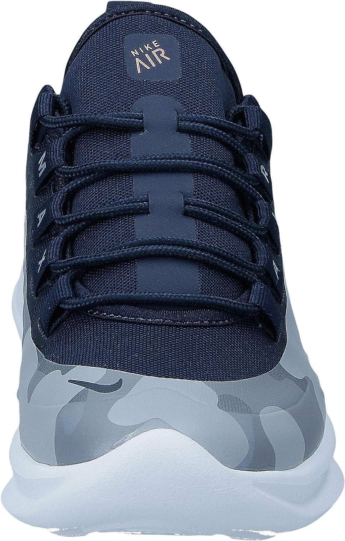 Nike Damen WMNS Air Max Axis Prem Leichtathletikschuhe, weißorangeRosa