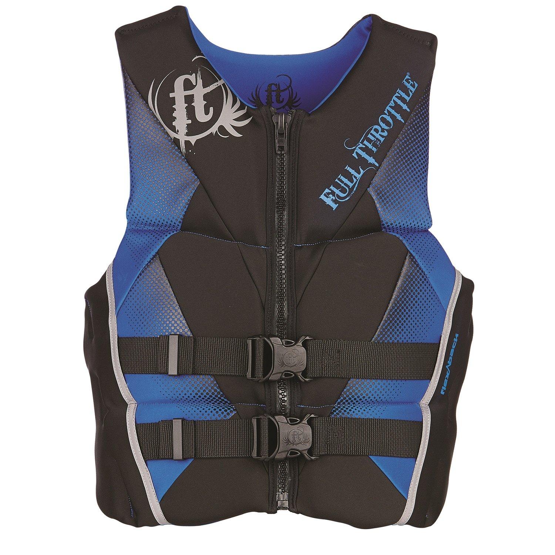 新入荷 Full Throttle Hinged Men's Hinged Rapid-Dry Flex-Back ライフベスト Full (Blue, Rapid-Dry XX-Large) B00NFE4QYY, アメリカ屋スポーツ:196758df --- a0267596.xsph.ru