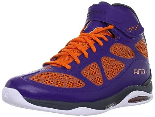 Material Baloncesto And1 Guardian De Mid Sintético Zapatos xqapB1