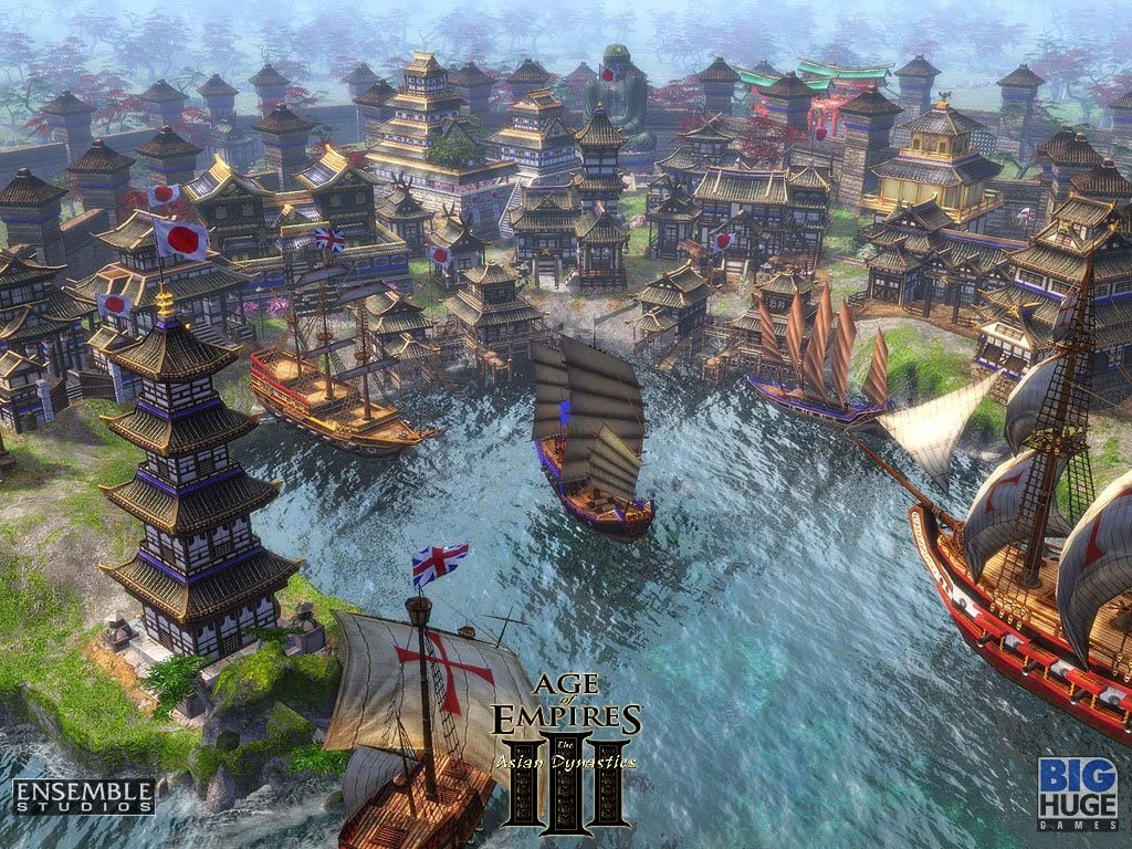 The Game Age Of Empires 3