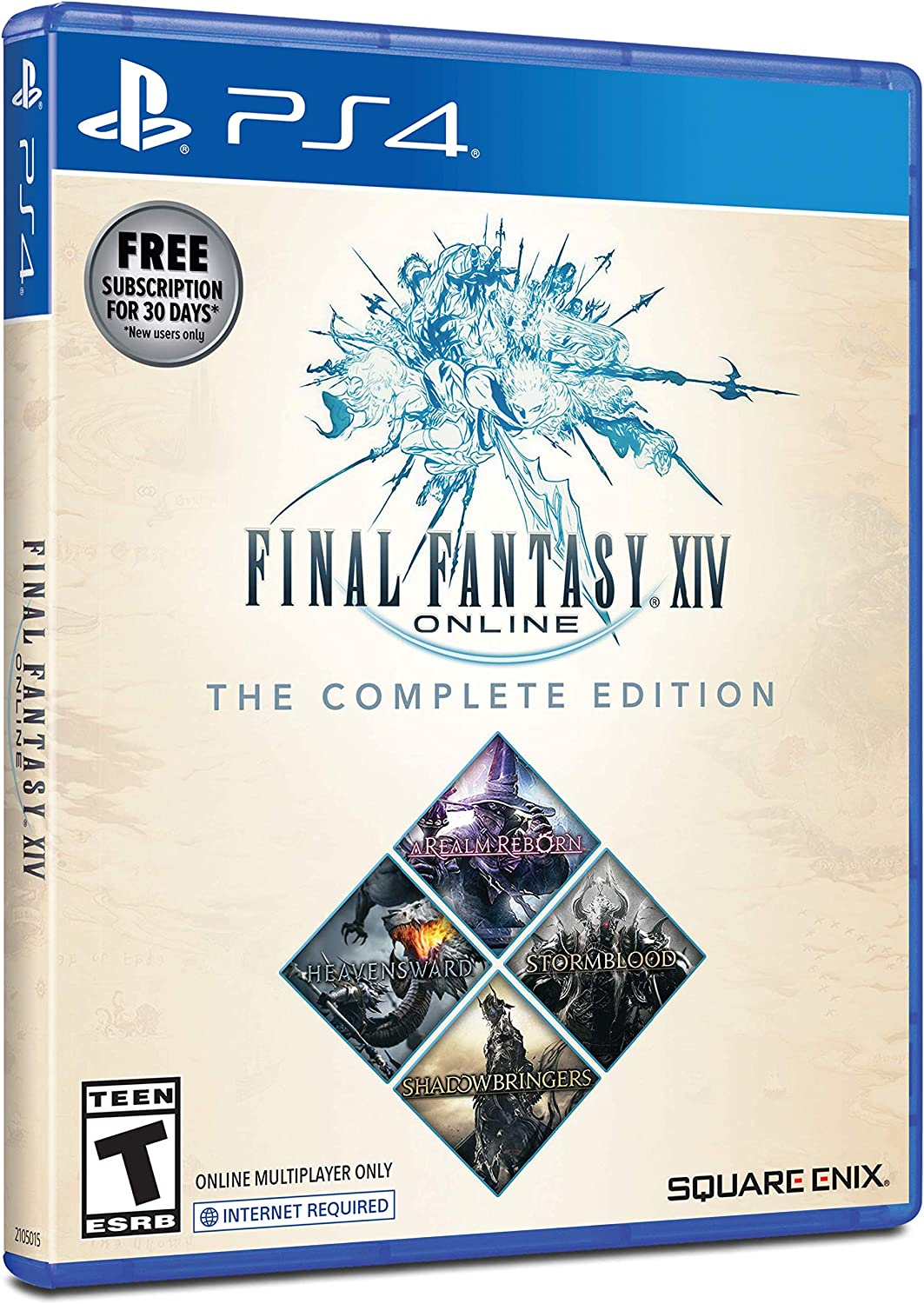 Amazon com: Final Fantasy XIV Online: Complete Edition - PlayStation