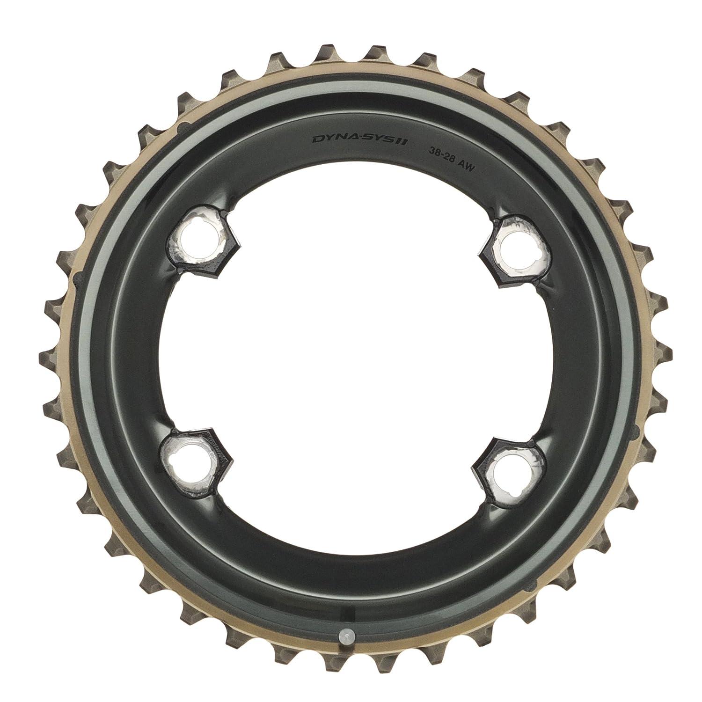Shimano Kettenblatt Außen XTR M9000 / M9020 11-Fach Zweifach 4-Loch 96 mm
