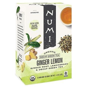 Numi Ginger Tea