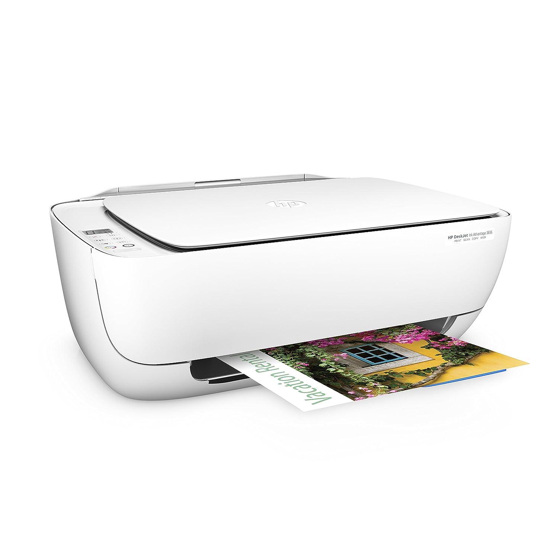 HP DeskJet 3636 AiO 4800 x 1200DPI Inyección de Tinta térmica A4 ...