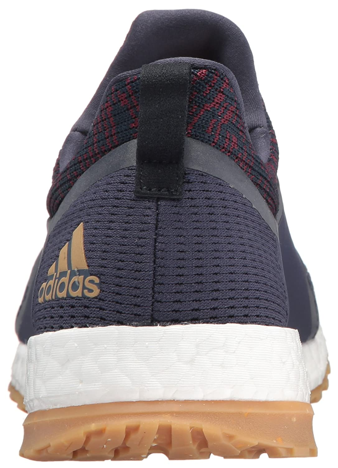 adidas Women's Pureboost X ATR Running Shoe B01MRORVIW 7.5 B(M) US|Legend Ink/Red Night/Tactile Yellow