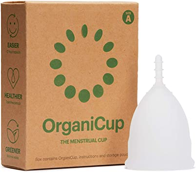 OrganiCup - Copa menstrual, tamaño A