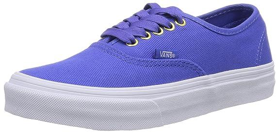Vans U AUTHENTIC SLIM POP TWIL Unisex-Erwachsene Sneakers