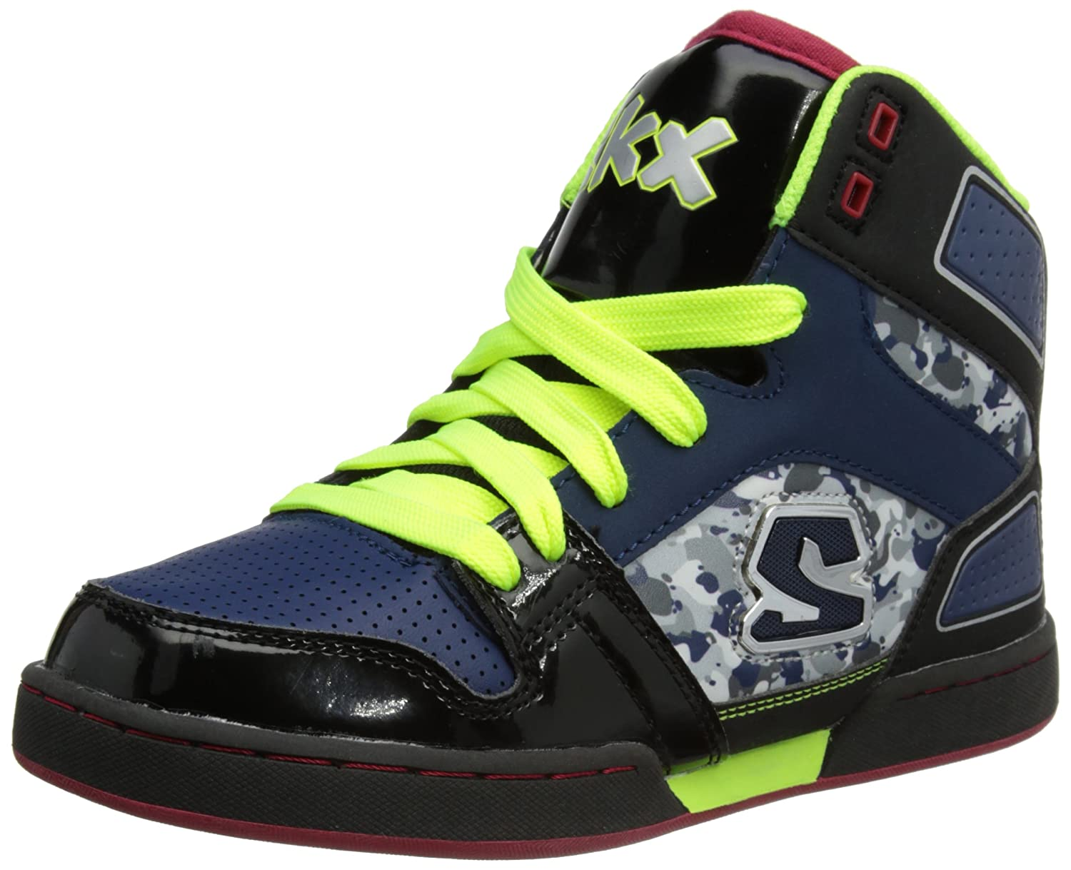 kids high top skechers