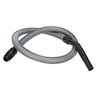 ✧WESSPER® Tuyau pour aspirateur Philips Specialist Multi FC 9114 (ø32mm, 215cm, noir)