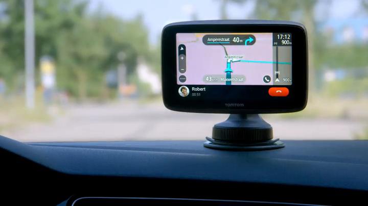TomTom GO 620, GPS para coche, 6 pulgadas, llamadas manos libres ...
