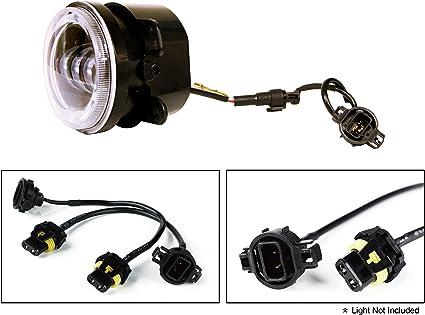 Xprite 5202 (2504 H16) HID & LED Fog Lights Adapter Wiring Harness on jeep jk rims, jeep jk dash lights, jeep jk backup lights, jeep jk egr valve, jeep jk engine swap, jeep jk turn signals, jeep jk steering box, jeep jk power steering pump, jeep jk hid lights, jeep jk cruise control, mitsubishi fog light wiring, jeep jk fuel pump, jeep jk oem fog lights, jeep jk spark plugs, jeep jk door locks, toyota tundra fog light wiring, jeep jk headlights, jeep jk shocks, jeep jk windshield wipers, jeep jk interior lights,