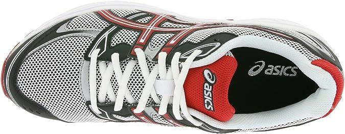 ASICS Sneaker Performance Patriot 6 BiancoRossoNero EU 45
