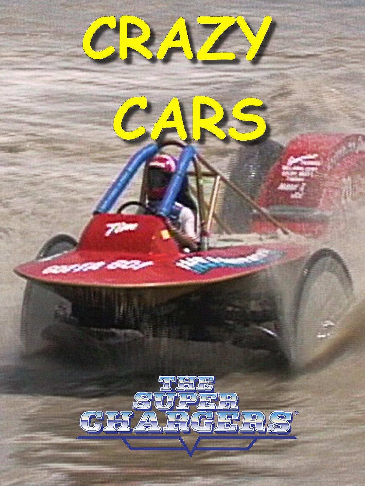 Crazy Cars on Amazon Prime Video UK
