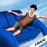 Downhill Snow Couch : The Crazy Furniture Top Fun Mountain Race - Free