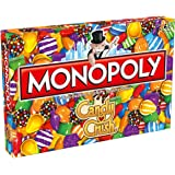 Candy Crush Soda Saga Board Game Monopoly *English Version* Winning Moves Giochi