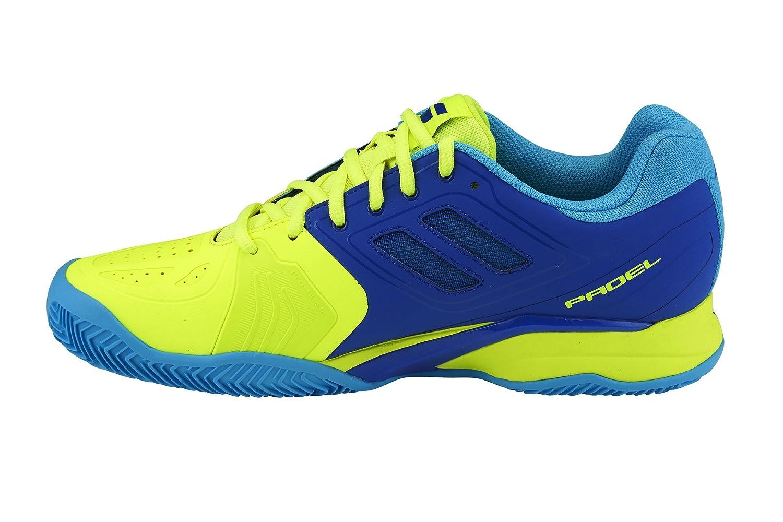 Babolat Tenis Propulse Team Padel M Blue / Yellow 45: Amazon.es: Deportes y aire libre