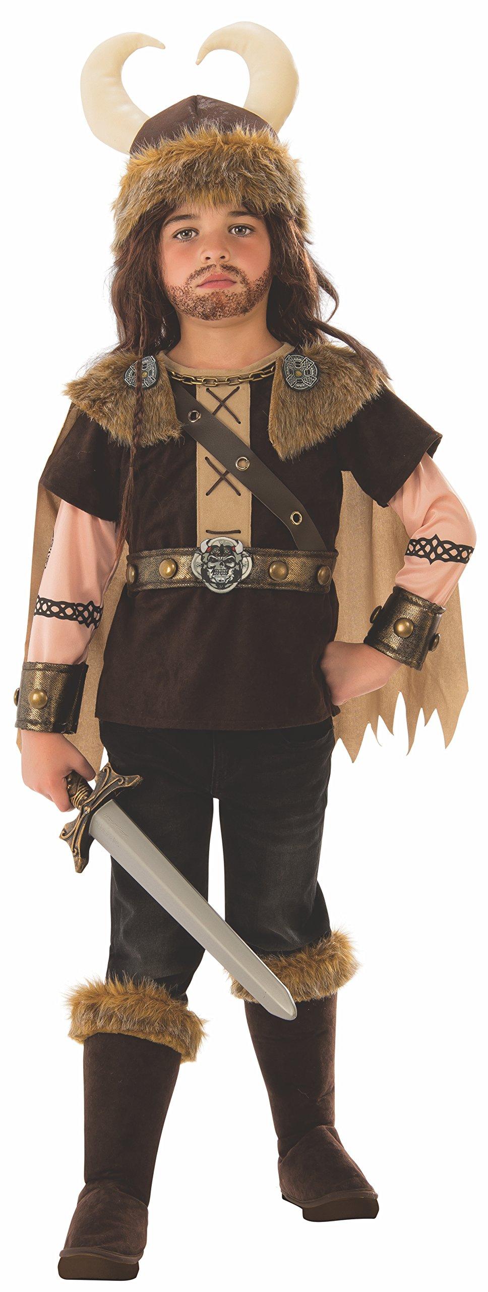 Medium Rubies Viking Warrior Costume