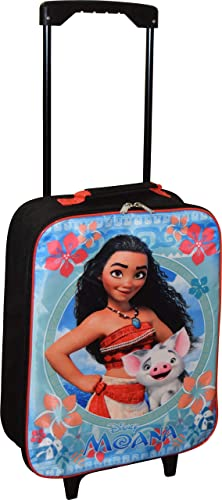 Moana 15 Collapsible Wheeled Pilot Case – Rolling Luggage