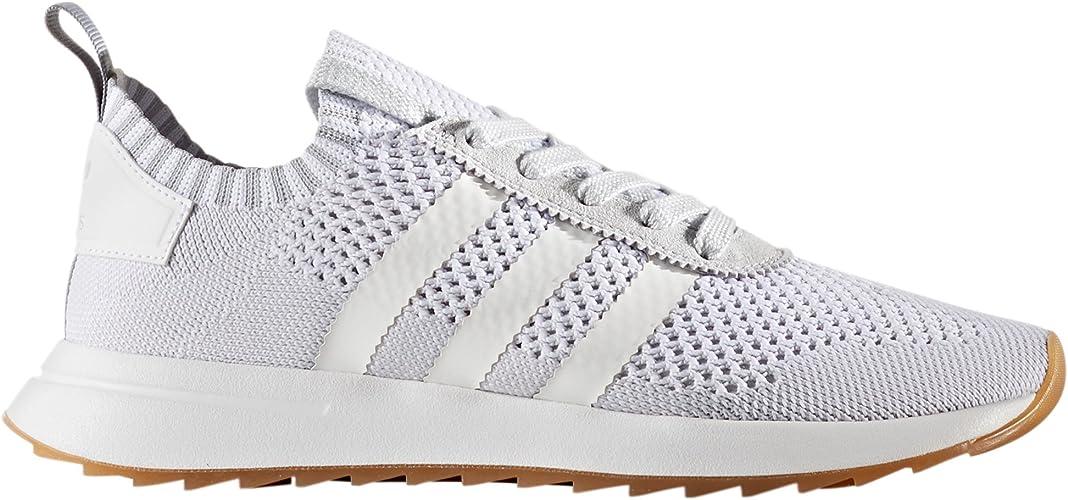 adidas Primeknit Flashback FLB. Blancas y Verdes. Zapatillas ...