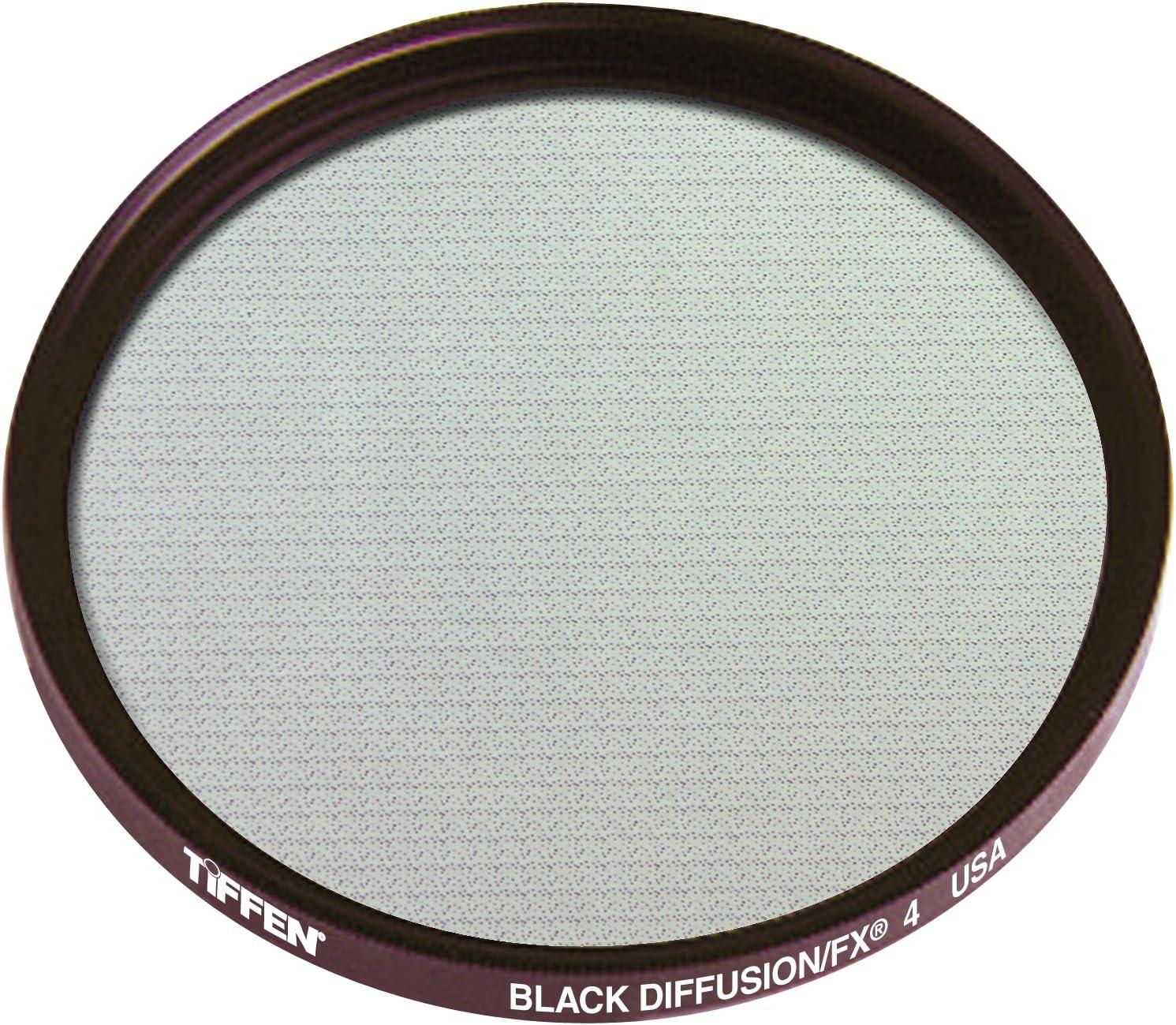 Tiffen Series 9 Black Diffusion FX 4 Round Glass Filter