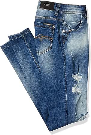 Jeans Skinny, Zune Denim, Feminino