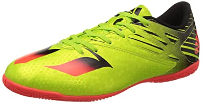a1df15321 adidas Men s Messi 15.4 in Football Boots Green  Amazon.co.uk  Shoes ...