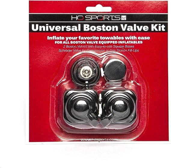 2 pk Red Boston Valve New One Size