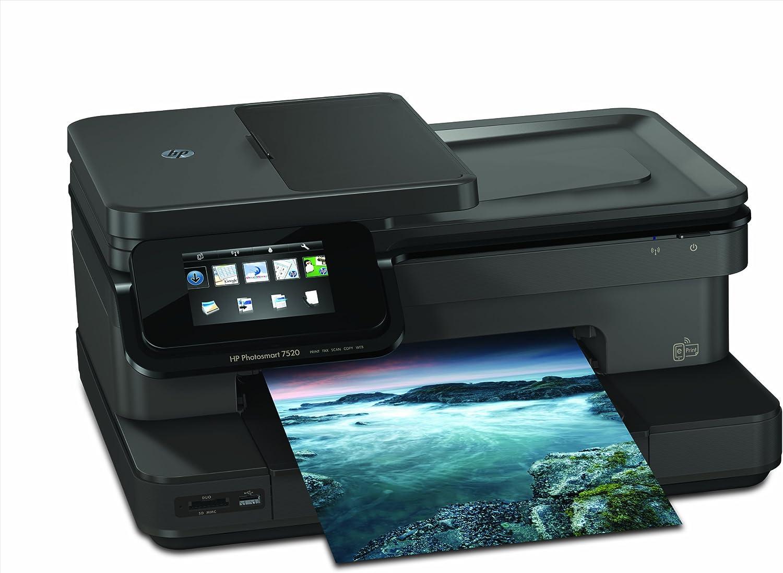 HP Photosmart 7520 - Impresora multifunción de tinta [importado ...