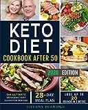 Keto Over 50: Woman's World: Amazon.com: Books