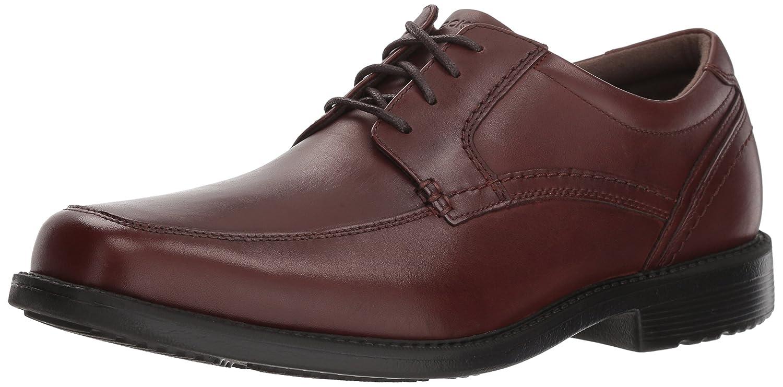 - Rockport Men's Style Leader 2 Apron Toe Tan II 13 W (EE)