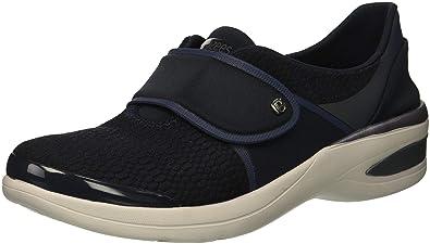a7f1f2ce4ea6 BZees Women s Roxy Sneaker Navy Gradient Circles 5 ...