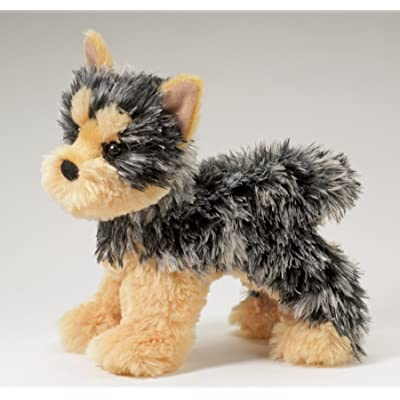 """Yonkers Yorkie 8"""" by Douglas Cuddle Toys: Toys & Games"""