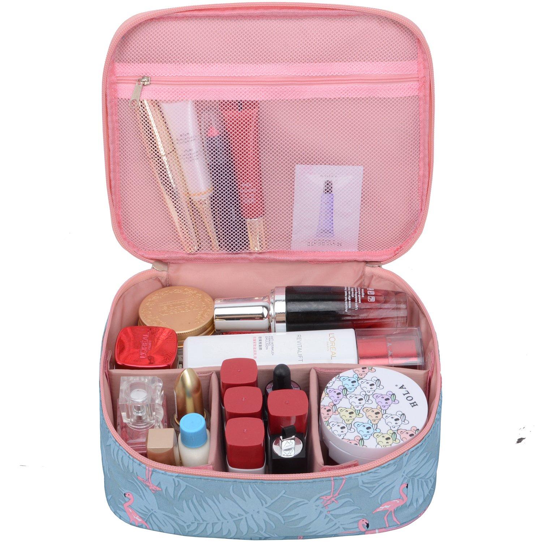 Amazon.com: Neceser, estuche de maquillaje de viaje ...