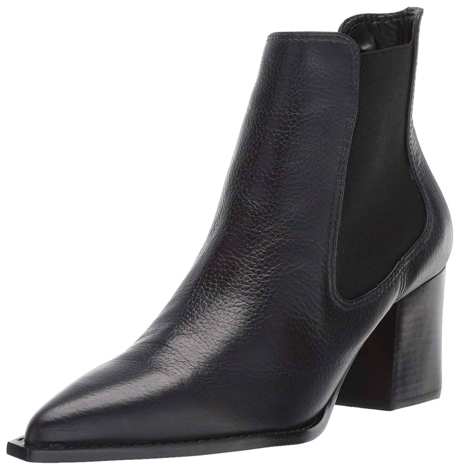 Black Leather LFL by Lust for Life Women's L-TENESSE Ankle Boot